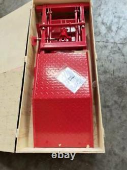 Hydraulic Motorcycle Motorbike Lift Ramp Bench 365Kg 800 LBS Capacity