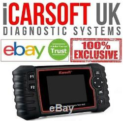 ICarsoft VAWS V2.0 Audi Professional Diagnostic Scan Tool iCARSOFT UK