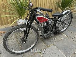 Langton JAP 500 Speedway Bike Classic Racing Dirt Track Vintage Motorcycle Bike