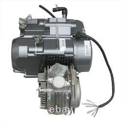 Lifan 140cc Engine Oil Cooled Motor Clutch Carburetor for Pit Bike Motorcycle US