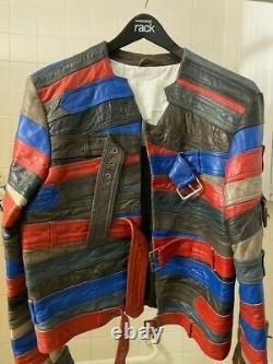 Maison Martin Margiela x H&M Leather Belt Jacket Size L