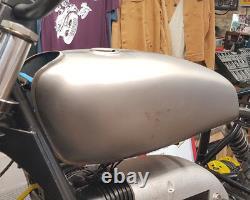 Motorcycle Fuel Tank Retro Project Scrambler Brat Bike Cafe Racer Board Racer
