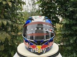 Motorcycle helmet full face Redbull AGL ADL AGV helmet model design