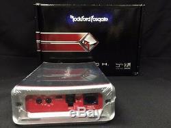 New Rockford Fosgate Punch Pbr300x2 Mini Amp Motorcycle 300 Watt Rms Pbr 300x2