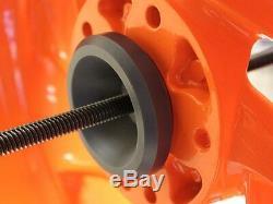No-mar Motorcycle Tire Wheel Balancing Large Cones Clamping Set Bmw Ducati Car