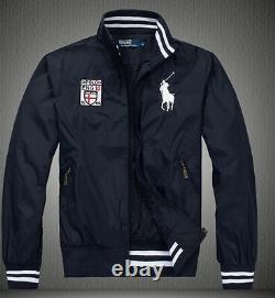 POLO Ralph Lauren Men's England Windbreaker Jacket