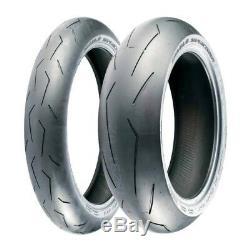 Pirelli DIABLO SUPERCORSA BSB 120/70/ZR17 & 180/55/ZR17 Motorcycle Tyres Pair