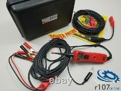 Power Probe 3 Auto Electrical Circuit Tester Kit, Red PPR319FTC, 2 Year Warranty
