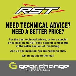 RST Tractech Evo III 3 Motorcycle Sports Race Boots CE