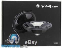 Rockford Fosgate Tms69 6x9 Motorcycle Neodymium Tweeters Bag LID Speakers New