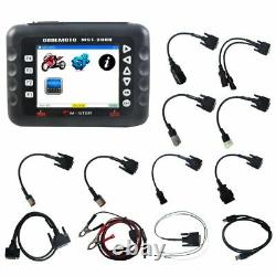 Scanner for Motorbikes for BMWithDUCATI/HARLEY/KTM/APRILLA with Oil service Reset