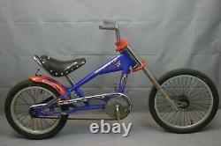 Schwinn Stingray 16 Kids Bike 90's SS Single Motorcycle Design Steel US Charity