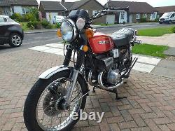 Suzuki Gt550,1977, STANDARD EXHAUSTS + 3 INTO 1 and EXSPANSION CHAMBERS