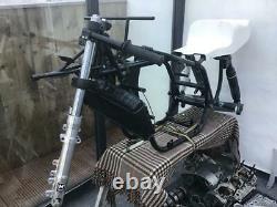 Suzuki TR750 Replica Project Classic Racing Motorcycle Bike