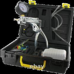 Sykes-pickavant Mityvac Silverline Pump Elite Kit Vacuum / Pressure Mv8550
