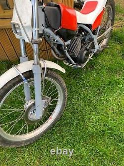 Trials Bike Motorbike Motorcycle