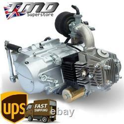 YX125 BIG VALVE Electric Start Engine Pit Bike Monkey Quad C90 4 stroke 153FMI