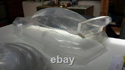 1/5 Échelle Porsche 933 Turbo Rc Body Clear For Fg Harm Contrast 525mm