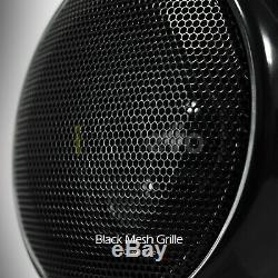 1200w Moto Sans Fil Bluetooth 4 Haut-parleur Audio Système Stéréo Atv Utv Can-am