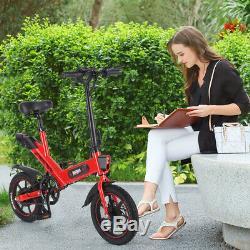 14 Ebike Pliant Vélo Électrique 36v Faire Du Vélo Électrique 350w Moteur E-bike A