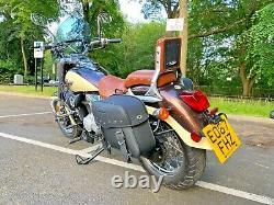 2018 Um Renegade Commando 125 Moto Low Milage