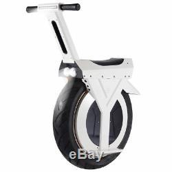2019 Gyropodes Une Moto Roue Électrique Monocycle 17 Pneu Hors Route