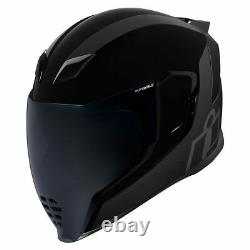 2020 Icône Airflite Mips Stealth Motorcycle Street Helmet Pick Size