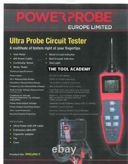 2020 Ultra Probe Par Powerprobe Ultermate Circuit Tester Ppeupkit Ppup0808