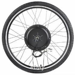 26 1000w Roue Arrière Vélo Électrique Conversion Kit E-bike Pas LCD Moteur 48v