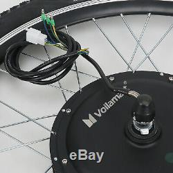26 Moteur 1000w Vélo Électrique Kit De Conversion Vélo Roue Avant Du Vélo Hub 48v