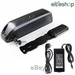 36v350w 26 Cassette Arrière Moteur Hub E-bike Conversion Kit 36v12.5ah Batterie