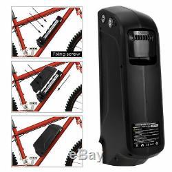48v 10a Batterie Au Lithium Fit Puissance Du Moteur Électrique E-bike (r001 Series)