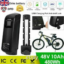 48v 10a Lithium Battery Fit Motor Power 1000w Electric E-bike (série R001)