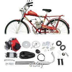 49cc 4 Temps Essence Gaz Scooter Motor Cycle Vélo De Vélo Moteur Kit Air-cooled