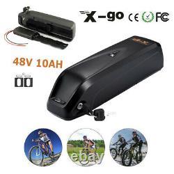 500w 48v 10.4ah Hailong Lithium-ion E-bike Battery Pack F Moteur De Vélo Électrique