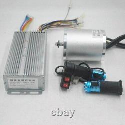 72v 3000w Bldc Motor Kit Avec Contrôleur Sans Brosse Pour Scooter Électrique E Vélo