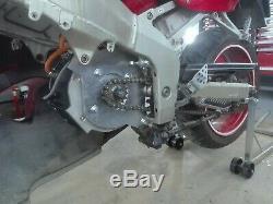 96v Moto Électrique Ev Kit De Conversion, La Route Capable 3k $, Withregen
