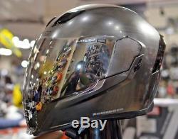 Ai Robot Terminator T2 T5 Chrome Mirrored Icône Airflite Quicksilver Casque De Moto