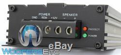 Audio Sundown Sam-500d 500w Rms Monobloc Micro Subwoofers Ampli Basse Nouveau