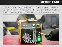 Automobile Evap Smoke Machine Détecteur De Fuite Outil De Diagnostic De Fuite De Tuyau