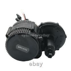 Bafang Bbshd03 48v 1kw MID Drive Motor Conversion Kit C965 100mm Vélo Électrique