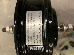 Black Lightning Bmc V3 Haute Performance Hub Motoréducteur E-bike Mph 2500w 40 +