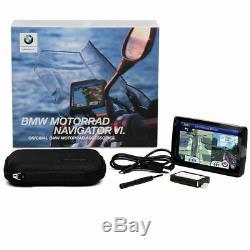Bmw Motorrad Navigator 6 VI Garmin Gps Moto Sat Nav