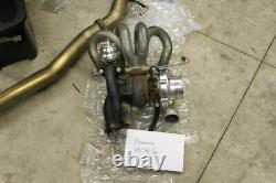 Captain Small Engine Turbo Kit Td025l-8t 3.3cm Pour Moto / Vélo Neige