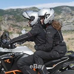 Cardo Scala Rider Q1 Teamset Moto Bluetooth Intercom De Vélo Btsrq1t