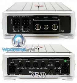 Cerwin Vega B4 Motorcycle Amp 4 Canaux Composants Max Orateurs Amplificateur