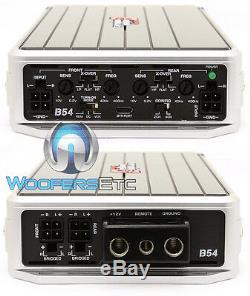 Cerwin Vega B54 Motorcycle Amp 4 Canaux Composant Max Orateurs Amplificateur