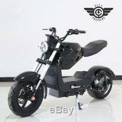 Citycoco Roadster E Scooter E Moto Eec Route 20ah Juridique Batterie