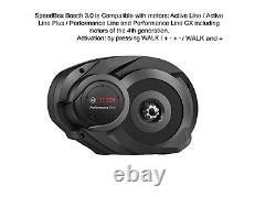 E-bike Emtb Tuning Kit Speedbox 3.0 Pour Tous 2014-2021 Bosch Moteurs Livraison Gratuite