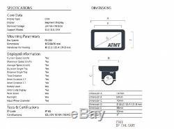 E-bike Umbau Kit Bafang G320 Bbs03 48v 1000w 68mm Affichage Mittelmotor Umrüstsatz
